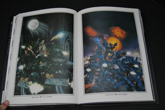 Artbook review - Inquis exterminatus DSC_0964