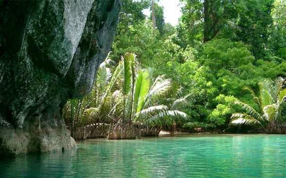 உலகின் அழகிய இயற்கை பிரதேசங்கள்! Puerto-Princesa-Subterranean-River