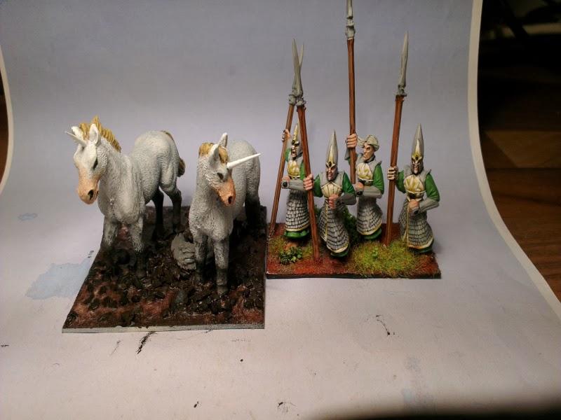 Hordes of the things unicorns WIPEinhornHP6
