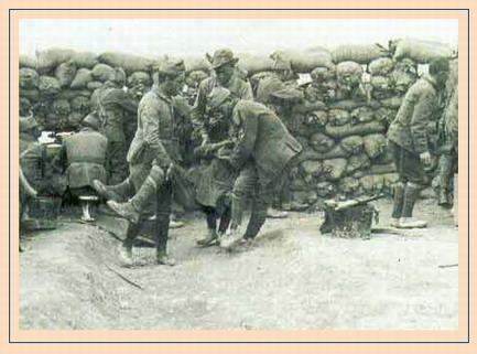 Historia militar legionaria. El blocao de la muerte. 59