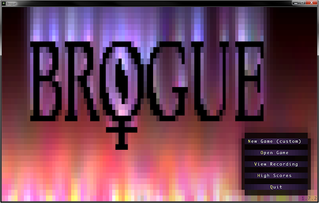 Challenge Francophone de Roguelike sur Brogue - Septembre 2013 - CFRL1309BROGUE172-592633 Brogue_custom
