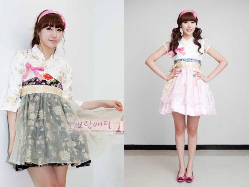 Modern hanbok Tumblr_lify9qxscO1qg4gqxo1_500
