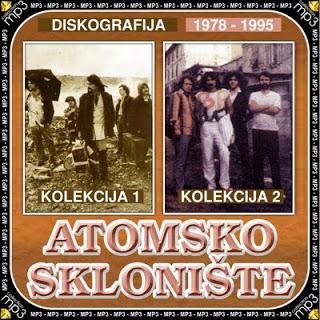 Atomsko Skloniste - Diskografija (1978-1995)  AtomskoSkloniste