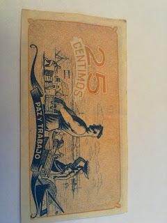25 y 40 Céntimos. Billetes belarminos. 29092012534