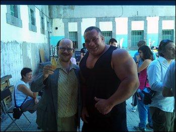 ¿Cuánto mide Juan Carlos Heredia (El Porrúo)? - Estatura y peso Torrente