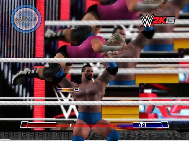 WWE 2K15 pc B1