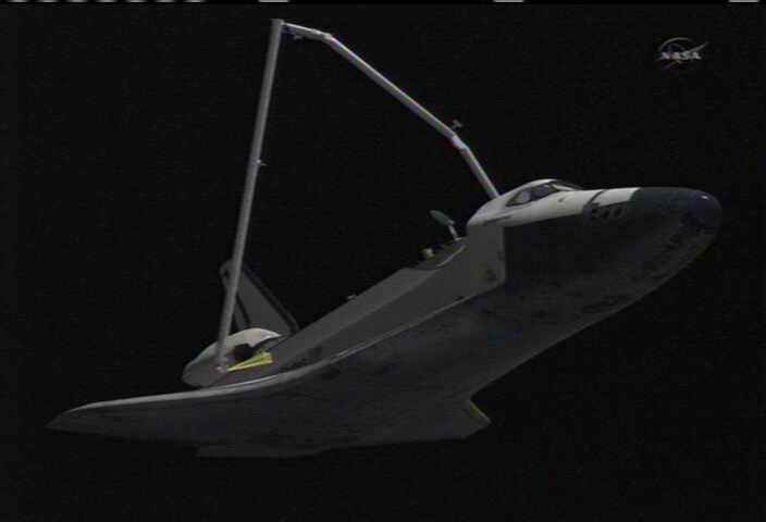 [STS-134] Endeavour: Déroulement de la mission.   Fd2b