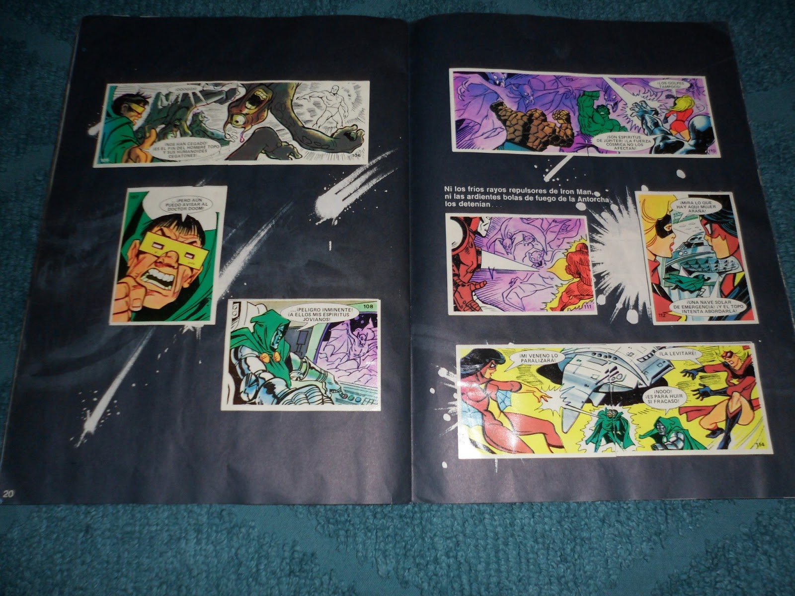 68-70 - [Comics] COLECCION CLARIN 2015: AVENGERS - Página 17 SAM_2357
