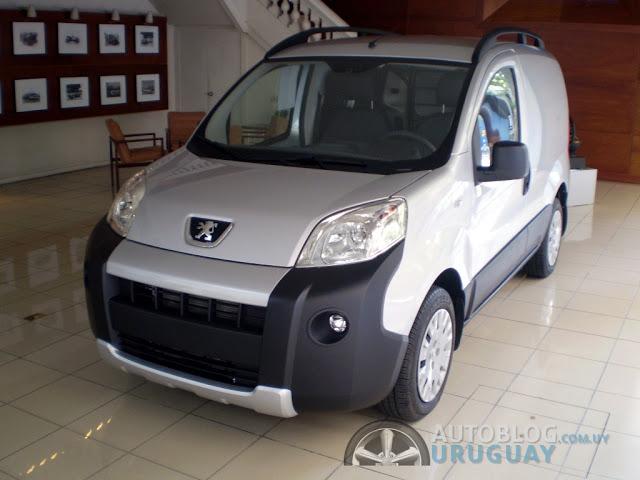 Peugeot Bipper Furgón 1.4 llega a Uruguay 5593233049_6bff51a607_b
