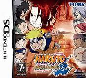 Todos los juegos de Naruto para NDS ASXASXAES