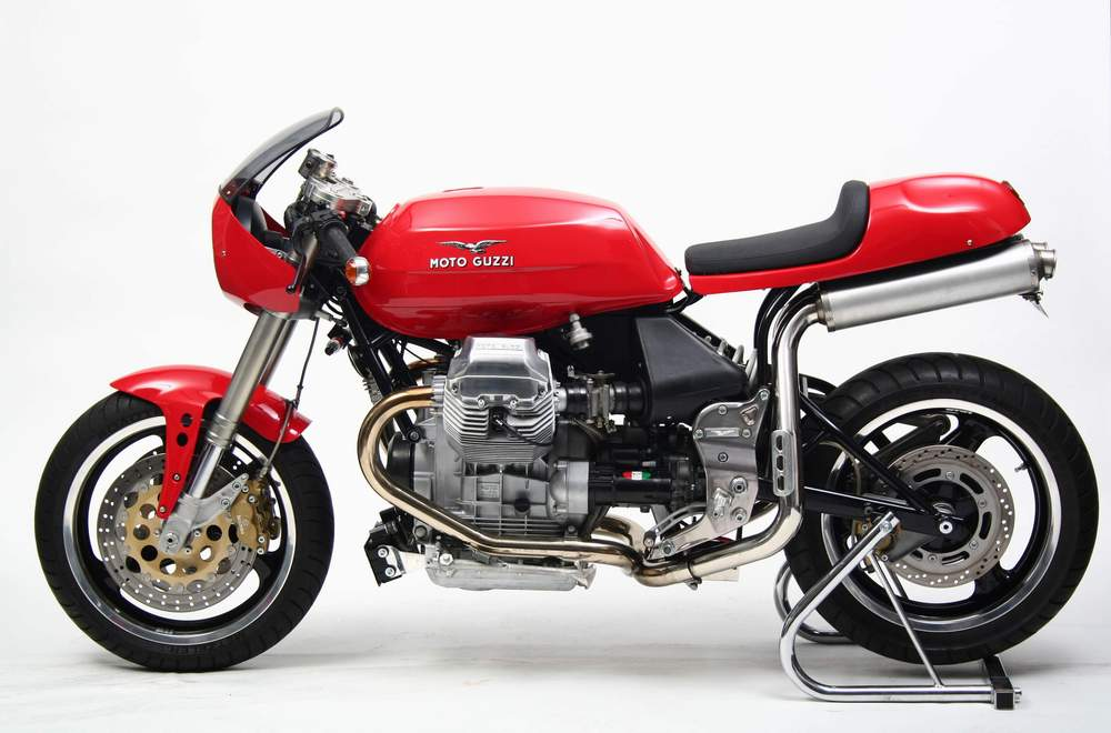 Racer, Oldies, naked ... TOPIC n°2 - Page 4 Moto%2BGuzzi%2B1100%2BSport%2BSpecial%2B01