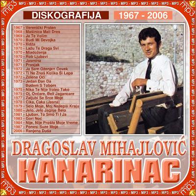 Diskografije Narodne Muzike - Page 3 Dragoslav-Mihajlovic-Kanarinac-1