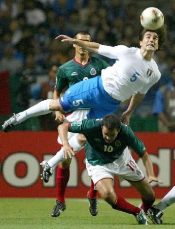 غرائب كرة القدم Cannavaro