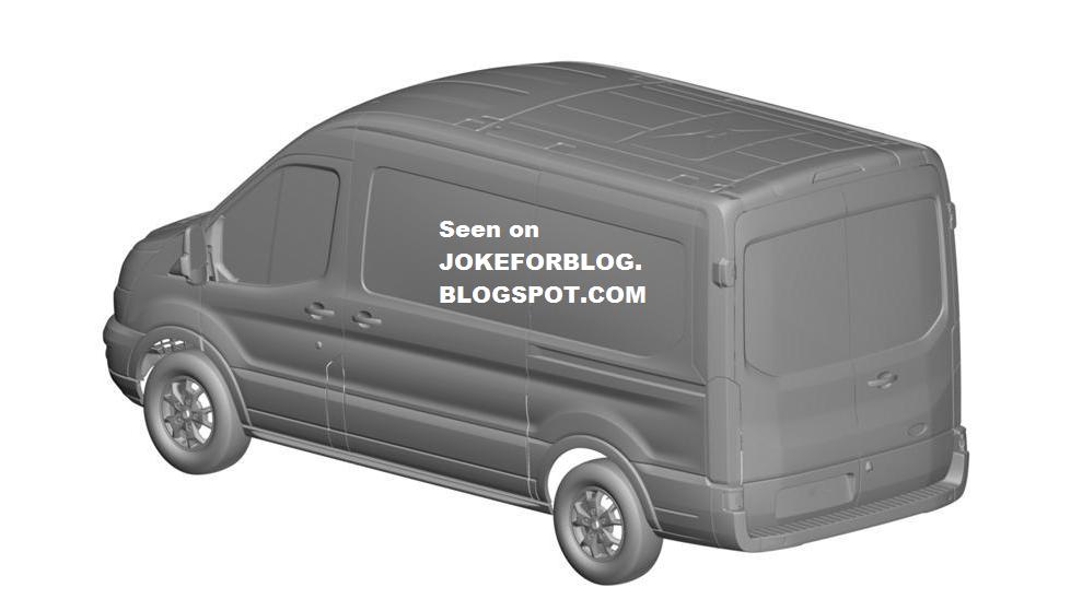 2013 - [Ford] Transit (Connect & MaxiVan) Ret33