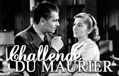 """""""Last night I Dreamt I went to Manderley again ..."""", le challenge autour de Daphné Du Maurier Duml7"""