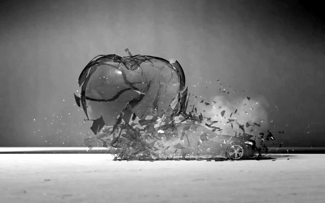 Slow motion  Slow-motion-HD-black-and-white-picture-01-08-2112