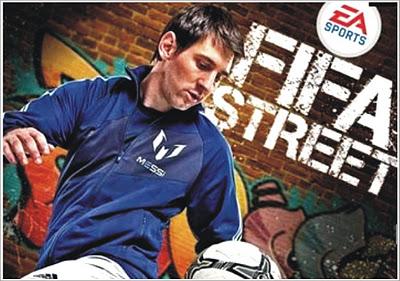 Messi se une al FIFA Street12  1