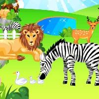 فلاش تعليمي بالإنجليزية بعنوان أسماء الحيوانات وصفاتها  Ayi_Kardes
