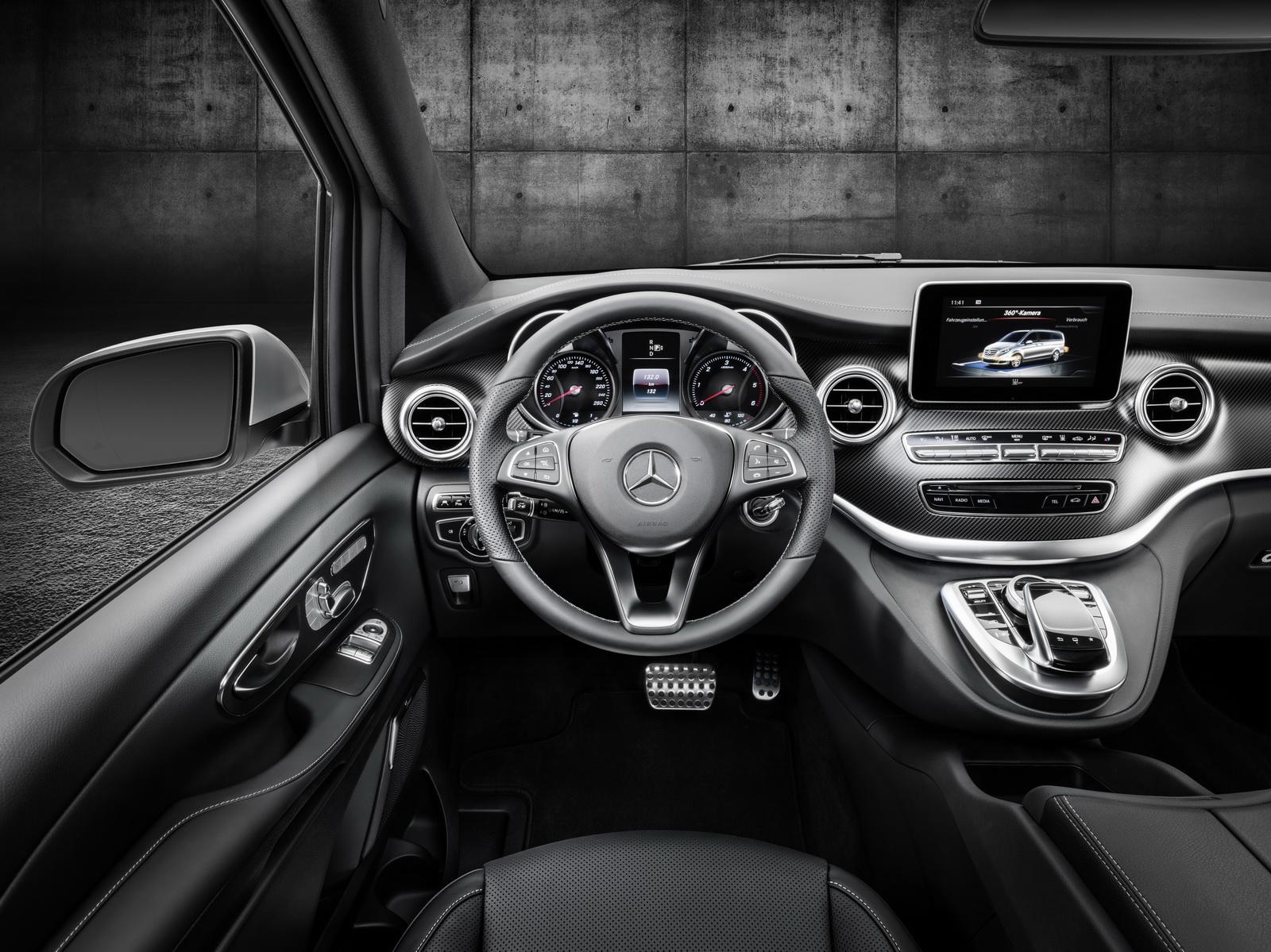 2014 - [Mercedes] Classe V/Vito - Page 10 Mercedes-Benz-V-Class-AMG-Line-5