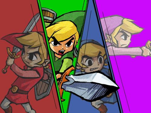 mario - Super Mario Land 2: Six Golden Coins e zelda four sword ta quase!!  Thelegendofzeldafs1_2