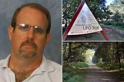 Airman Compensated For Rendlesham UFO Radiation Poisoning  JohnBurroughs-ufo-awarded-damages-main