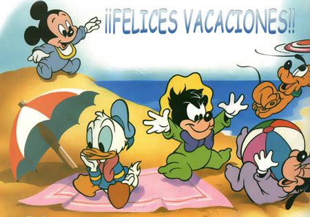 Por fin vacacioneesss Postales-disney-vacaciones-p