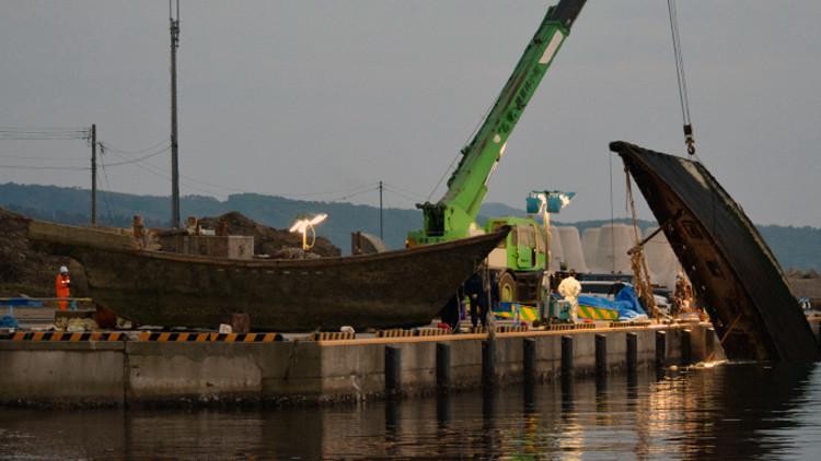 japon - El misterio continúa: hallan en Japón otro 'barco fantasma' con cadáveres a bordo Japon