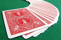 """Danger ! Les faux anges (démons) et le """"New-Age""""... Playing-cards"""