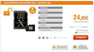 Magic MicroSD Adaptor : le 1er linker de la X ! Sd