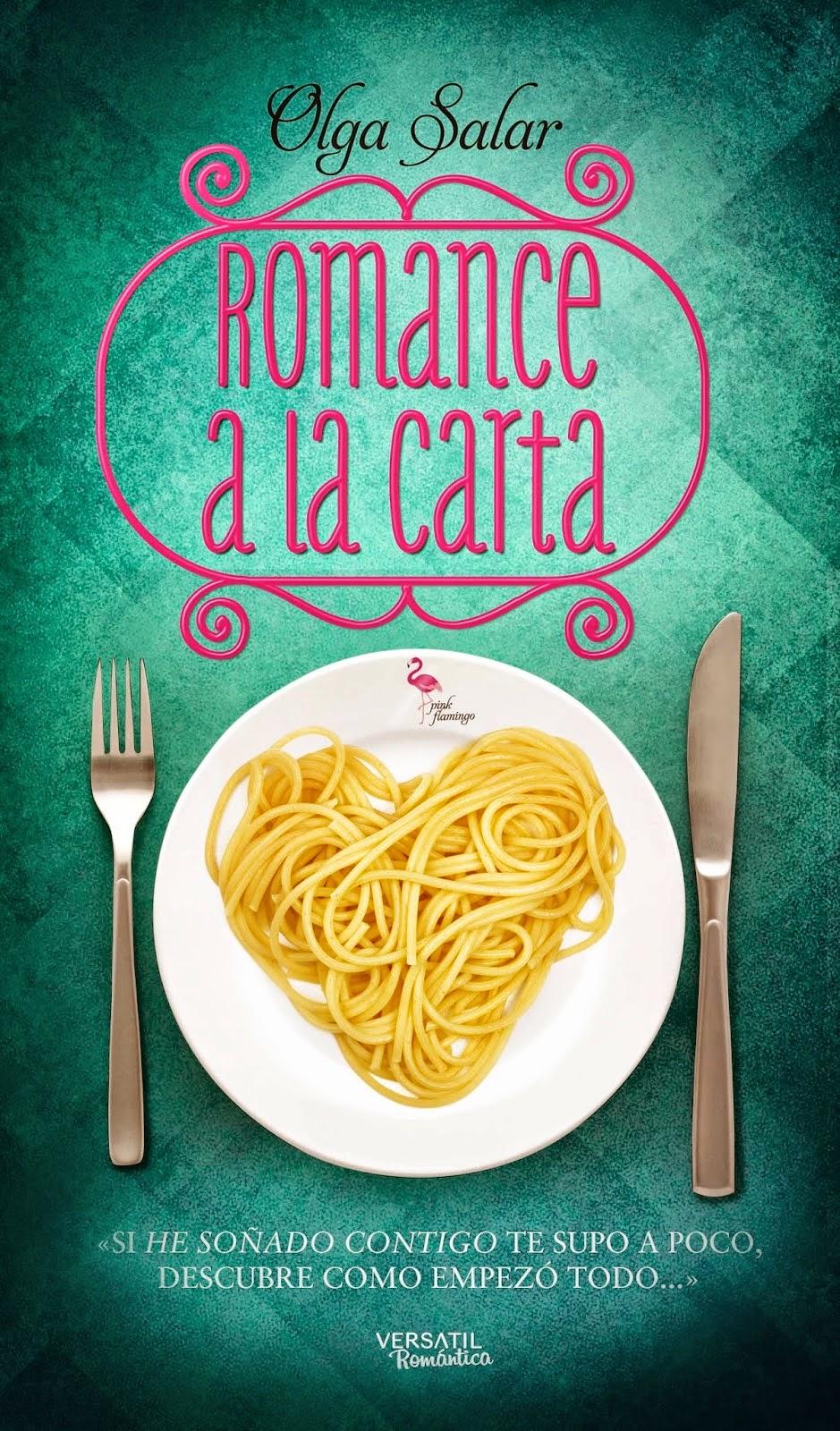 Romance a la carta - Hermanos Nash 01, Olga Salar (rom) Romace
