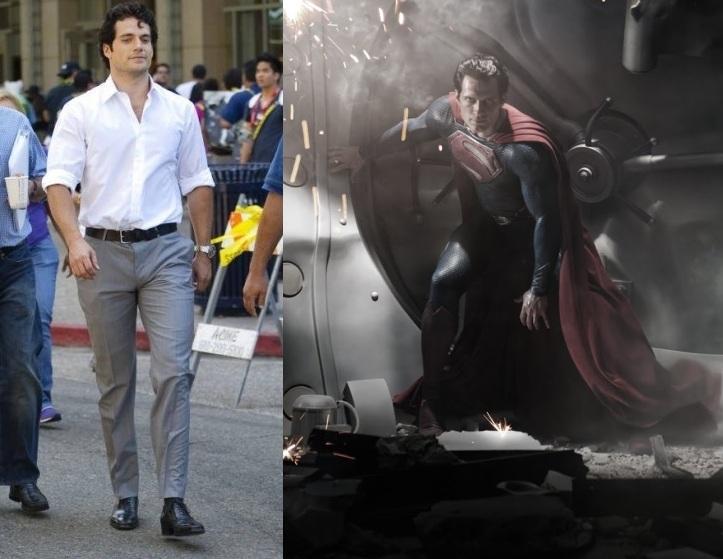 SUPERMAN | FILME CONTRATA SUA LANA LANG. Superman%2BMan%2Bof%2BSteel