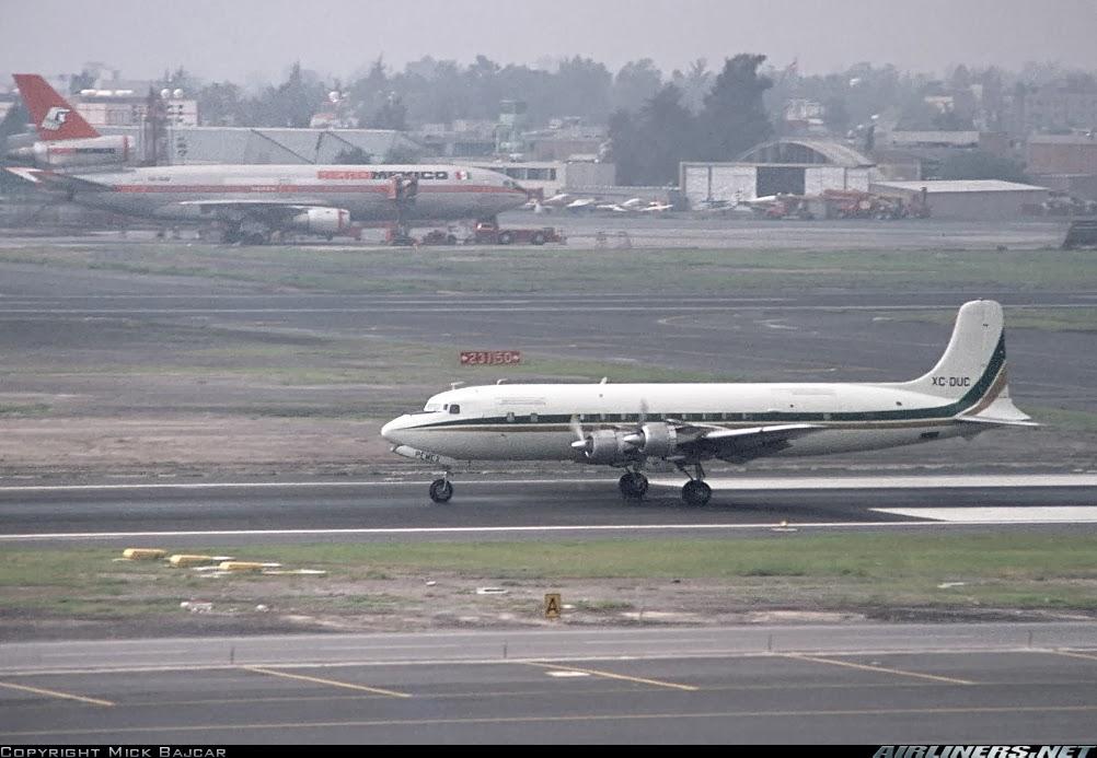 aeronaves - Aeronaves PEMEX . Noticias, comentarios, videos,fotos. DC4