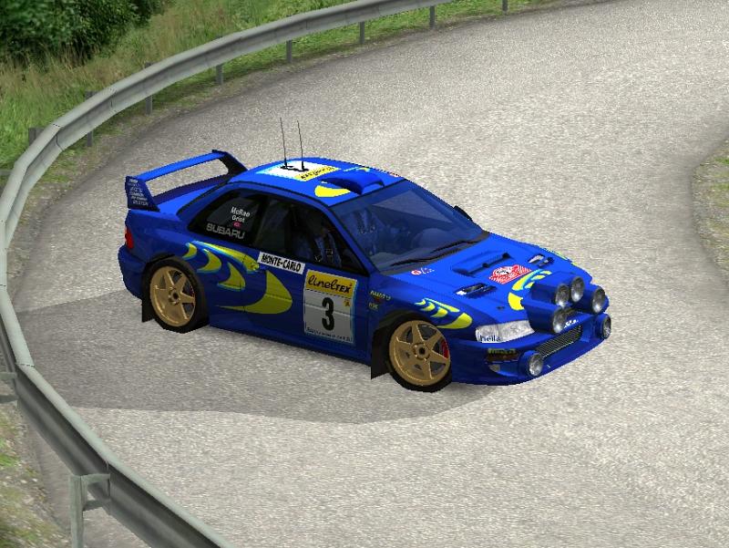 Subaru Impreza 2000 (by Maximum) Imp2000