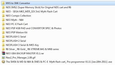 [AES] Review du Neo Super MVS-SNK Convertor II 2011 version  1
