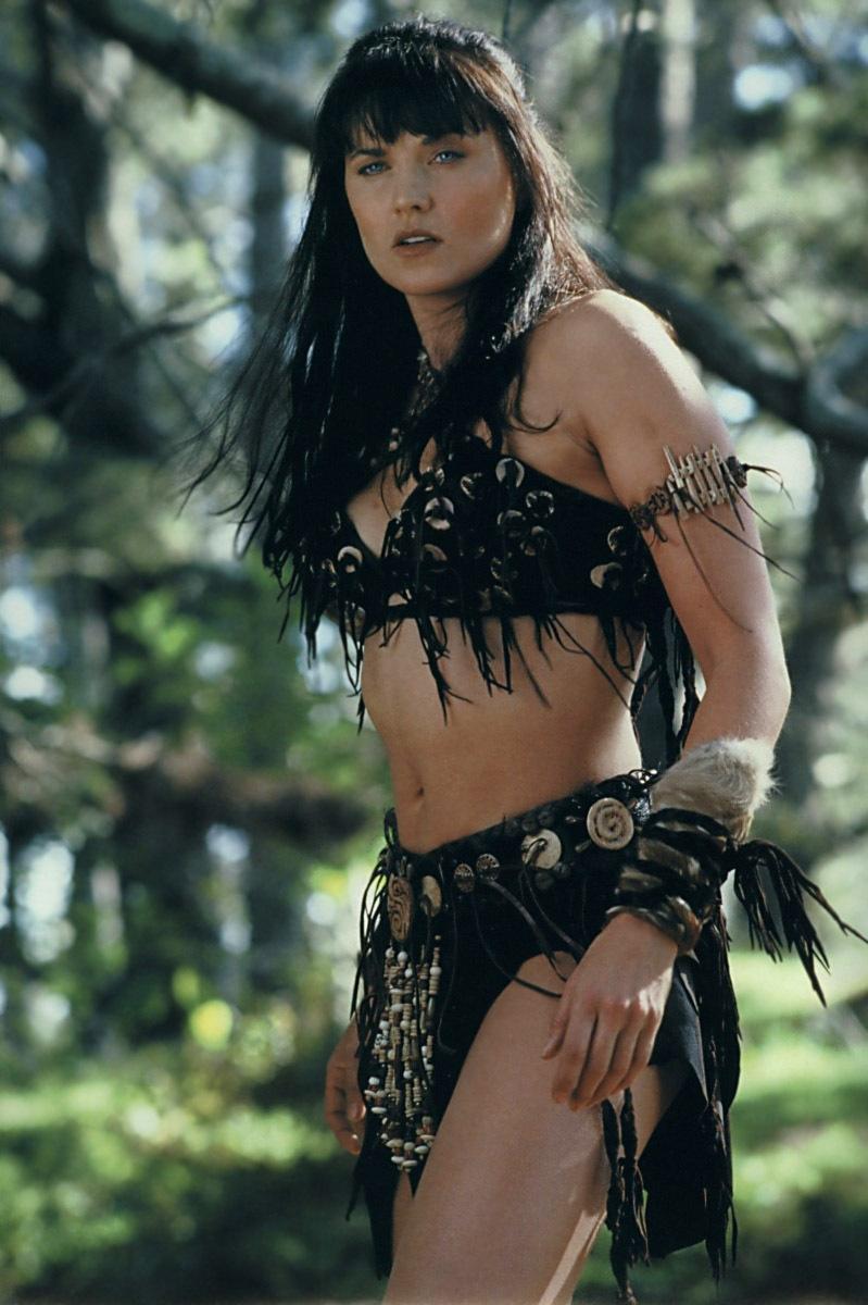 Women Wearing Revealing Warrior Outfits - Page 9 Xena-Dangerous-Prey-Season-6-xena-warrior-princess-1213296_799_1200
