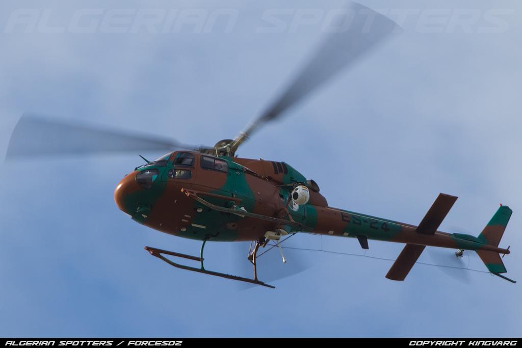 صور مروحيات القوات الجوية الجزائرية Ecureuil/Fennec ] AS-355N2 / AS-555N ] - صفحة 2 ESS-24
