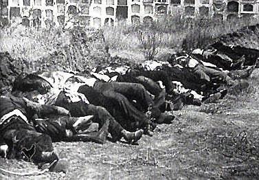 Artículo de los crímenes de Franco Badajoz-fusilamiento-republicanos1936