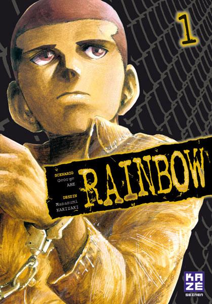 Rainbow ~ Ni-sha roku bō no shichi-nin Rainbow-kaze-manga-1
