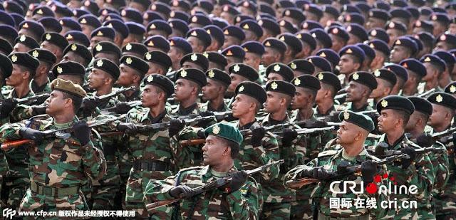 Sri Lanka Sri%2BLanka%2Bcelebrates%2BMullivaikkal%2Banniversary%2Bwith%2Bmilitary%2Bparade%2B13