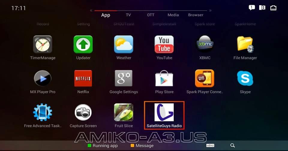 apresenta Amiko Alien Spark 2 HD  . 10313051_635622123192881_1923839670164080075_n
