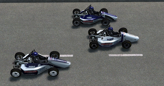 H2O apresenta seus primeiros carros para o Super MultiSeries Lfs_00000697