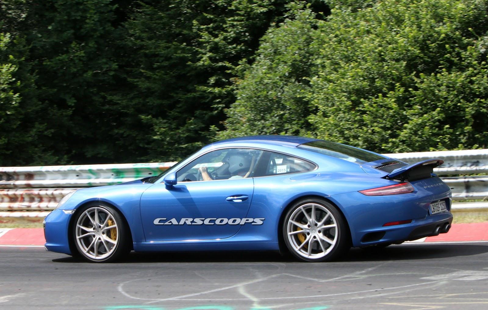 2015 - [Porsche] 911 Restylée [991] - Page 6 2017-Porsche-911-Face8