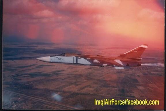 المقاتله Su-24 Fencer القاذفه  IraqiAF-SU-24MK-04%2B24634