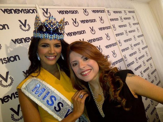Official Thread of MISS WORLD 2011 - Ivian Sarcos - Venezuela - Page 2 386201_270371049680761_100001236041830_859301_1151904085_n