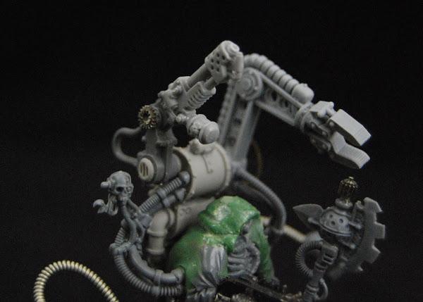Warhammer 30k Sons of Horus  Dark_Mechanicus_WIP_10
