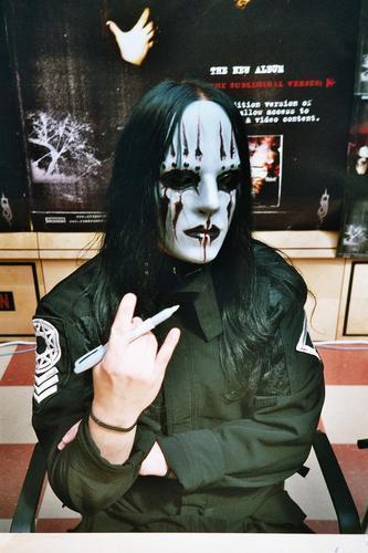 Slipknot Unmasked  10joey_jordison