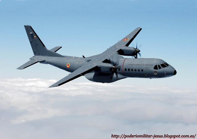 Colombia - CASA C-295 y C235 (Aviónes de transporte táctico medio España) - Página 3 C-295%2B%25281%2529