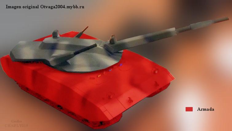 Armata: ¿el robotanque ruso? Armada