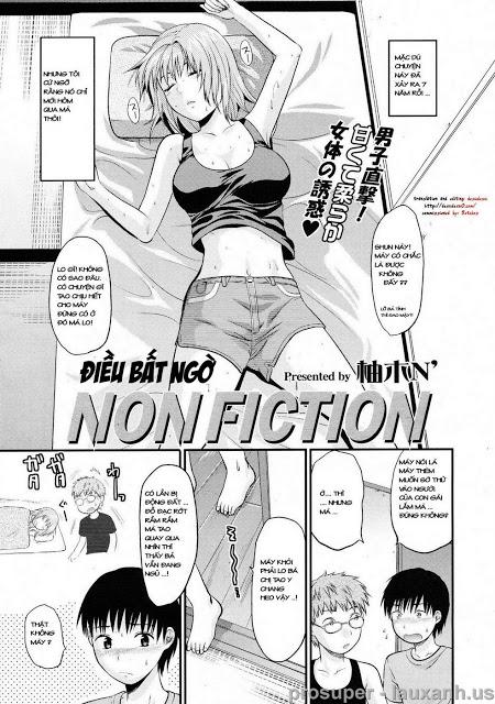 Truyện tranh hentai : Chơi chị gái của bạn 000non-fiction