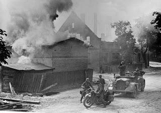 Nazi invasion of Poland, 1939